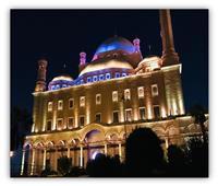 العناني يبحث آخر مستجدات تطوير الخدمات بقلعة صلاح الدين والأهرامات