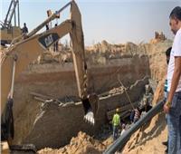 النيابة تواصل التحقيقات في حادث سقوط سقالة بناء ومصرع وإصابة 10 عمال