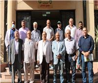 «العليا لزراعة الأنسجة» تتفقد معمل إكثار النخيل ببحوث الصحراء
