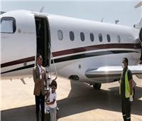 محمد رمضان يسافر لـ لبنان برفقة ابنه بطائرة خاصة | فيديو