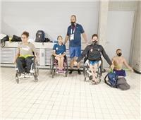 السباحة المصرية تبدأ منافسات البارالمبية بطوكيو