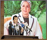 تحت رعاية قرينة الرئيس السيسي  «بداية حلم» لبناء جيل واعد