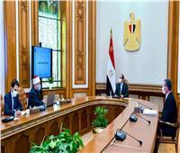 وزير الأوقاف بعد لقاء الرئيس: نعاهدكم ببذل أقصى جهد لخدمة الدين والوطن