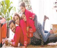 أحمد داود وعلا رشدي يطلقان حملة «العائلة أولا»