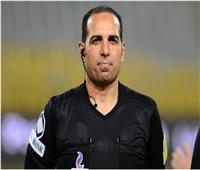 سعيد حمزة حكمًا لمباراة الأهلي وأسوان في ختام الدوري
