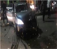 إصابة شخصين في حادث تصادم بمدينة نصر