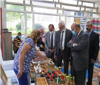 المالية: معرض «التراث المصري والحرف اليدوية» يسهم في تمكين المرأة