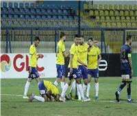 الإسماعيلي يفوز بثلاثية على سيراميكا في ختام الدوري الممتاز