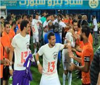 طارق حامد: أشكر كل من ساهم في تتويج الزمالك بدرع الدوري
