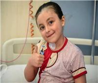 «شُفيت من مرض نادر».. أخر مستجدات الحالة الصحية للطفلة الفلسطينية« بيان» فيديو