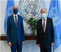 أمين عام الأمم المتحدة يشيد بدور مصر الرائد دبلوماسيًا في المحافل الدولية