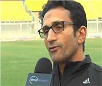 أحمد سامي يعلن تشكيل سموحة لمواجهة مصر للمقاصة