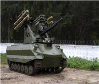القوات الروسية تستخدم الروبوتات القتالية من طراز Uran-9 لأول مرة