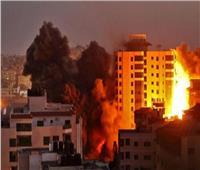 ردا على البالونات الحارقة.. الجيش الإسرائيلي يقصف قطاع غزة