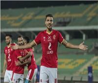 «محمد شريف» يدخل قائمة الهدافين التاريخيين في الدوري الممتاز