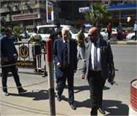 مرتضى منصور يصل مجلس الدولة للمرافعة في الطعن على حل مجلس الزمالك