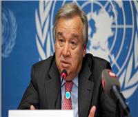 أمين عام الأمم المتحدة يدعو للتصديق على معاهدة حظر الانتشار النووي