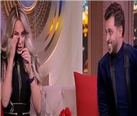 أول رد فعل من محمد رشاد بعد إيقاف مي حلمي   فيديو