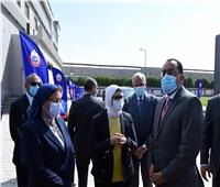 وزيرة الصحة: افتتاح مصنع إنتاج لقاحات كورونا نهاية العام الجاري..صور
