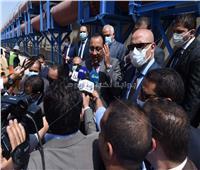 رئيس الوزراء: توجيهات من الرئيس السيسي باستغلال كل قطرة مياه تمتلكها مصر