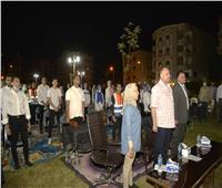محافظ أسيوط يواصل لقاءاته الحوارية «الجمهورية الجديدة – حياة كريمة» مع الشباب