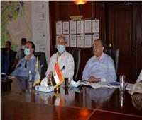 وزير التنمية المحلية يتابع معدلات تنفيذ مشروعات برنامج تطوير الريف المصري بالأقصر