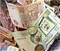 اسعار العملات العربية في ختام تعاملات اليوم الاثنين