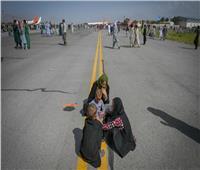 بعد انسحاب أمريكا  فيديو يوثق لحظات استيلاء طالبان على مطار كابول