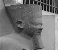 خلال أيام .. نقل ٦ تماثيل للملك سنوسرت الأول للمتحف الكبير