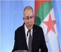 وزير خارجية الجزائر: خروج ليبيا من الأزمة يقتضي تحقيق المصالحة الوطنية