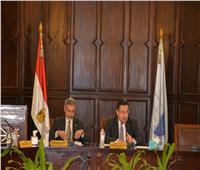 جامعة الإسكندرية تبدأفي تطعيم الطلاب الجدد ضد كورونا