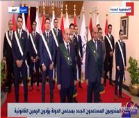 أمين عام مجلس الدولة يهنئ المندوبين المساعدين الجدد بتعيينهم  فيديو