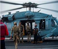بعد تحطم مروحيتهم.. عملية للبحرية الأمريكية لإنقاذ 5 جنود مفقودين