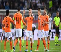 تصفيات المونديال| انطلاق الشوط الثاني لمباراة هولنداوالنرويج
