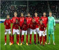 كورونا يضرب منتخب سويسرا قبل مواجهة إيطاليا