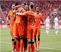 تصفيات المونديال| التعادل الإيجابي يحسم مباراة هولندا والنرويج