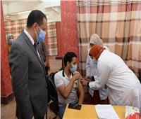 انطلاق حملة تطعيم طلاب المدينة الجامعية في أسيوط