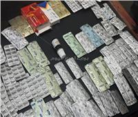 ضبط كمية كبيرة من مخدر الترامادول داخل صيدلية شهيرة بالقاهرة   خاص