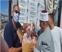 استقبال سيارات لحوم الأضاحي بـ«أسيوط - البحيرة - الإسكندرية - شمال سيناء»