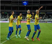 البرازيل تتقدم على تشيلي بهدف في التصفيات المؤهلة لكأس العالم