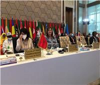 وزيرة التخطيط: قدرة الدول على تعبئة الموارد تمكنها من تحقيق التنمية