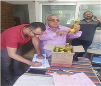 تموين الإسكندرية تشن حملات على منافذ صرف السلع التموينية المدعمة للمواطنين