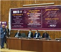 """مؤتمر بطب كفر الشيخ يناقش """"الآفاق الجديدة في علاج أمراض الأطفال"""""""
