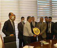 جمعية مطوري القاهرة الجديدة تناقش مشاكل المطورين مع رئيس شركة العاصمة الإدارية الجديدة