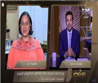 إطلاق كتالوج إلكتروني للترويج للمنتجات المصرية  فيديو