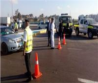 خلال 24 ساعة.. «أكمنة المرور» ترصد 2054 مخالفة على الطرق السريعة
