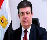 حسين زين يعقد اجتماعا لمناقشة إجراءات إطلاق قناة للأطفال والشباب