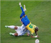 توقف مباراة البرازيلوالأرجنتين للاشتباه في إصابة 4 لاعبين بكورونا