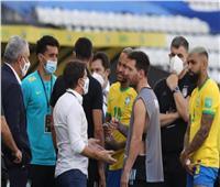 أول تعليق من مدرب الأرجنتين بعد إلغاء المباراة مع البرازيل