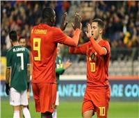 بلجيكا تفوز بثلاثية على التشيك في تصفيات كأس العالم